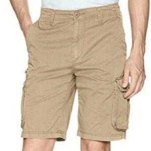 UNIONBAY Men's Flex Waist Cargo Shorts - 38 - NWT